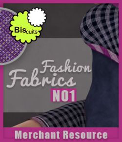 Biscuits Fashion Fabrics NO1 MR