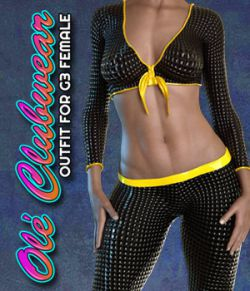Exnem Ole Clubwear for G3 Female