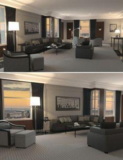 NYC Living Room