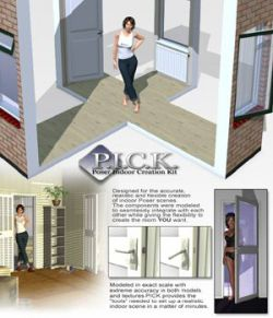 P.I.C.K. Ultimate- for Poser
