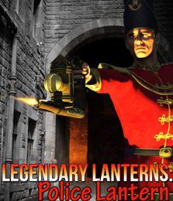 Legendary Lanterns- Police Lantern