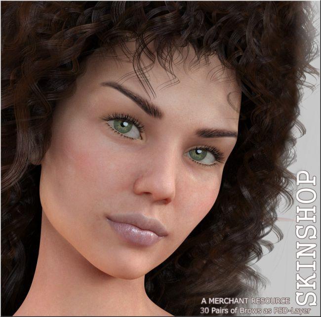 Skinshop - Eyebrows - Merchant Resource