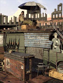 Junktown Gun Store