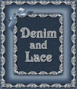 Denim and Lace PS Layer Styles