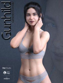 Gunhild for Genesis 8 Female