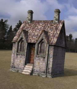 Mariners Chapel- for DAZ Studio