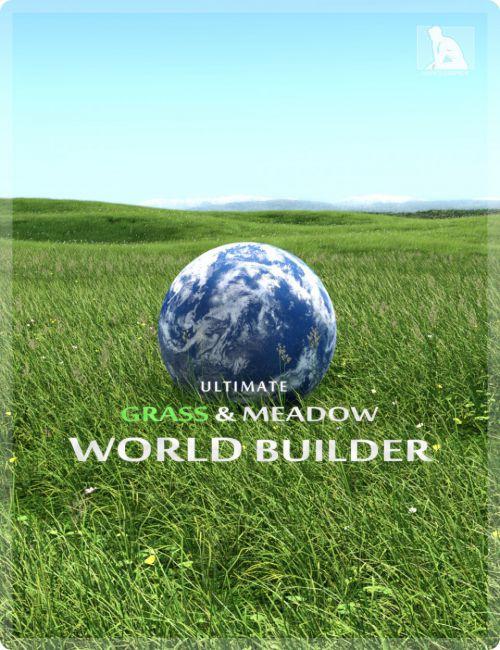 ULTIMATE Grass & Meadow Worldbuilder