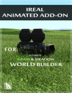 iREAL Animated Add-on for ULTIMATE Grass & Meadow