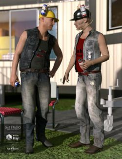 Billy Bob Outfit Textures