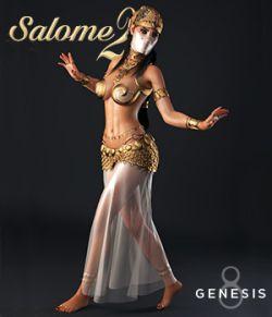 Salome II for Genesis 8 Female