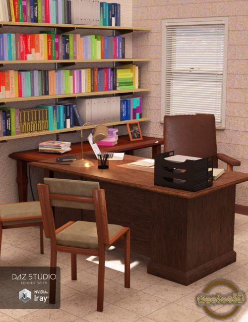 Professor's Office