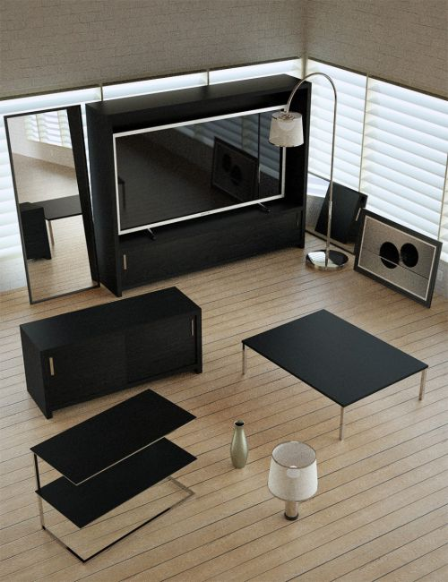 Contemporary Furniture Props