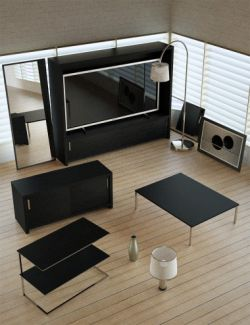 Contemporary Furniture Props