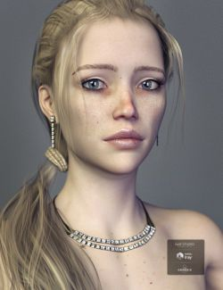 SC Olivia HD for Genesis 8 Female