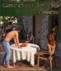 Garden Patio Poses - G3/8M, G3/8F