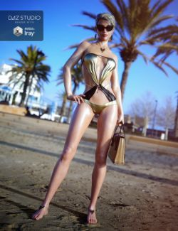 UltraHD IRAY HDRI With DOF- Sunny Beaches Pack 2
