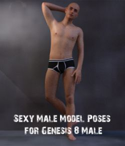 Sexy Male Model for G8M