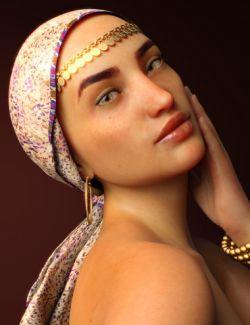 Kayia for Genesis 8 Female