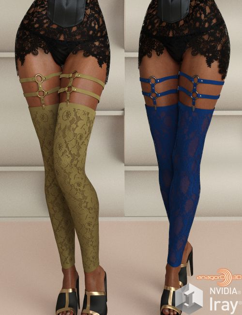 VERSUS - Reloaded Stockings G3F