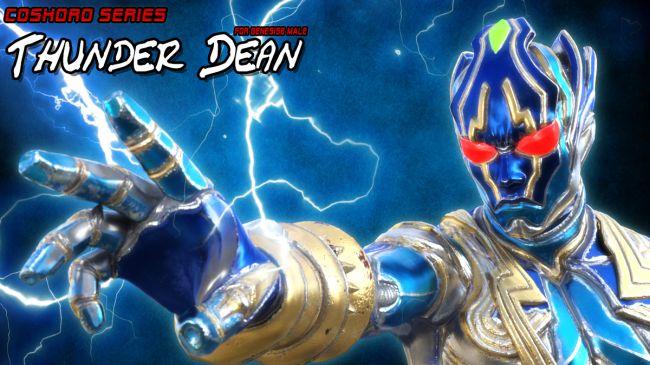 Thunder Dean for Genesis8 Male