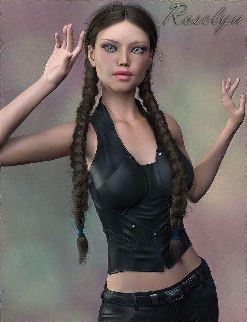 TDT-Roselyn for Genesis 8 Female