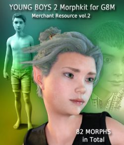 Young Boys 2 Morphkit for G8M- Merchant Resource 2