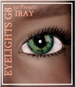 Eyelights- G8F- MR
