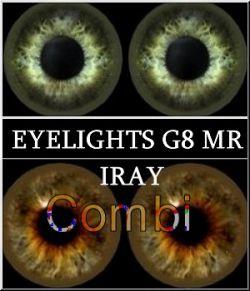 Eyelights G8F MR 1&2 Combi