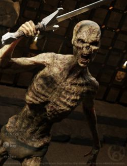 Wither for Genesis 8 Male