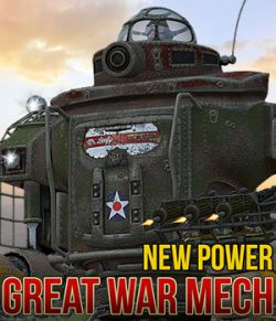 Great War Mech- New Power