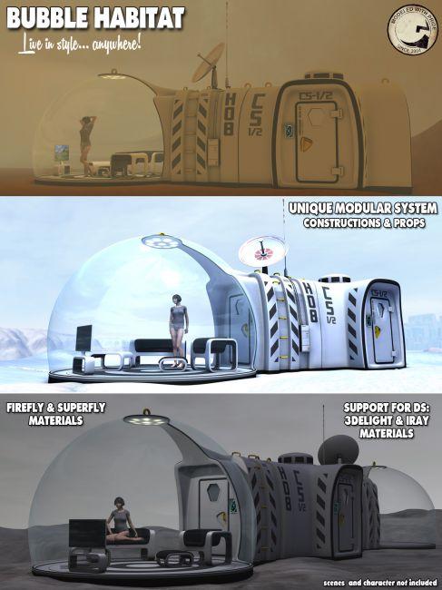 Bubble Habitat Vol1