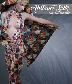 Daz Iray- Abstract Silks