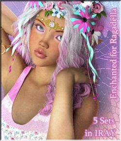 Enchanted for Ragadella- 5 Sets Iray