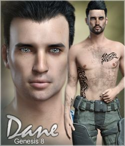 FWSA Dane for Genesis 8 Male