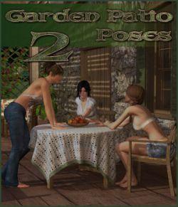 Garden Patio Poses 2 - Victoria 4