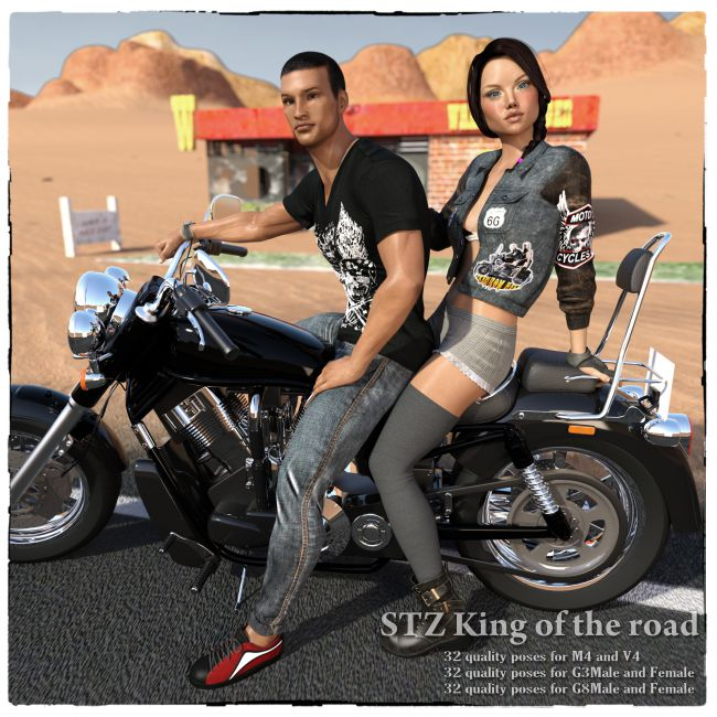 STZ King of the road