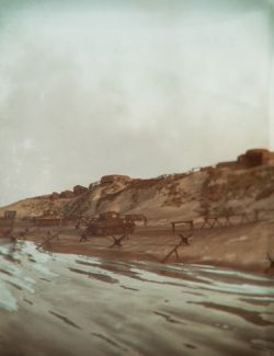 D-Day Landing Beach Diorama