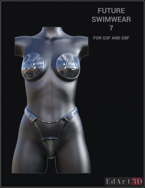Future Swimwear 7 for G3F and G8F
