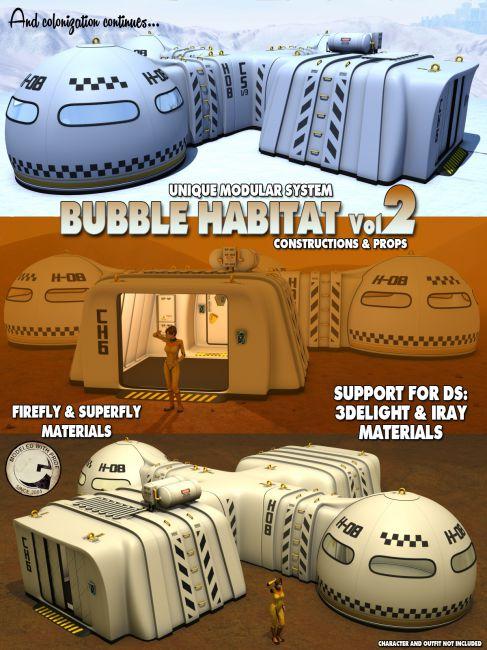 Bubble Habitat Vol2