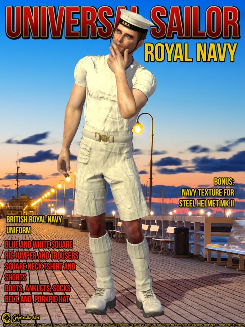 Universal Sailor - Royal Navy