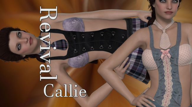 Revival for Callie V4_Poser