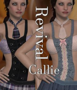 Revival for Callie V4_Poser