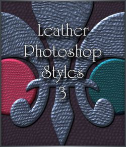 Leather Photoshop Styles 3