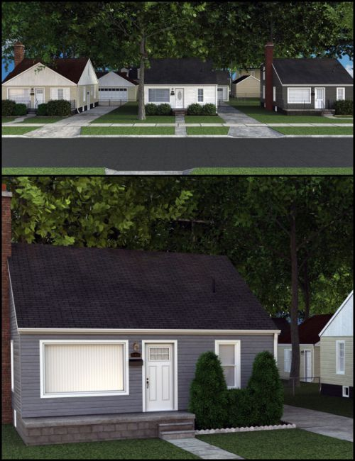 Collective3d Neighborhood Block 1: Part A