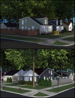 Collective3d Neighborhood Block 1: Part C