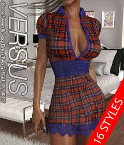 VERSUS - dforce Sweet & Sexy Dress Two G3FG8F