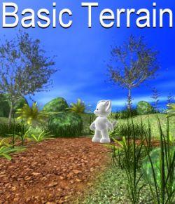 Basic terrain Poser