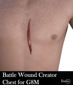 Battle Wound Creator Chest G8M