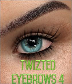 Twizted Eyebrows 4 MR