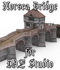 Norsca Bridge for DAZ Studio